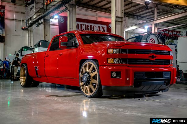 American Force Wheels 2016 Chevrolet Silverado 3500HD LTZ 1