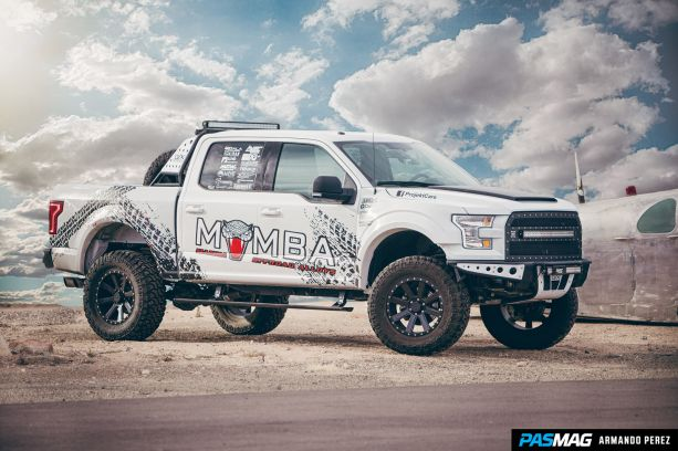 PASMAG Tuning Essentials Trucks 4th Ed Projekt Cars F150 4