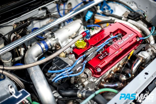 PASMAG Tuning Insider Build It and They Will Come Adam Zillin PAS-CRV-2
