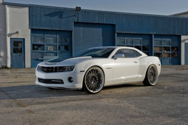 Remix: Boulevard Customs' 2010 Camaro RS 2SS