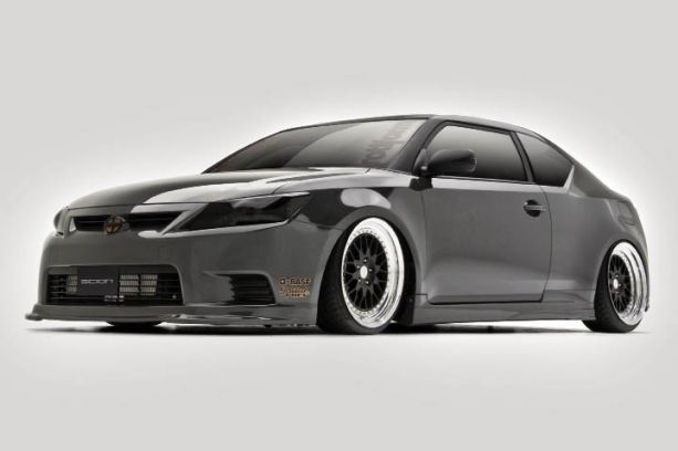 Real Talk: Shawn Baker 's 2011 Scion TC - Tuner Challenge Winner
