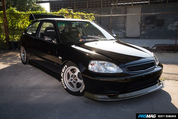 PAS Lester Rivera 1997 Honda Civic 3