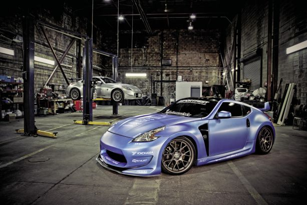 Full Arsenal: 2009 Nissan 370Z