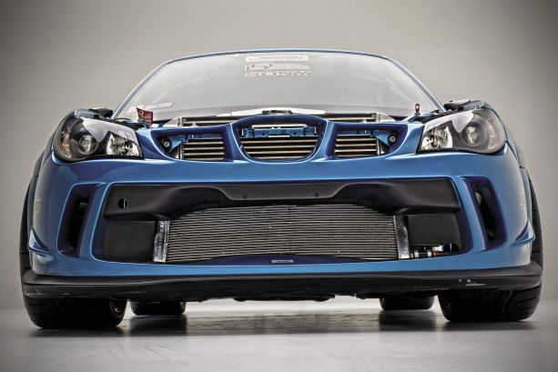 Hard to the Core: Chris Dunbar's 2006 Subaru WRX TR