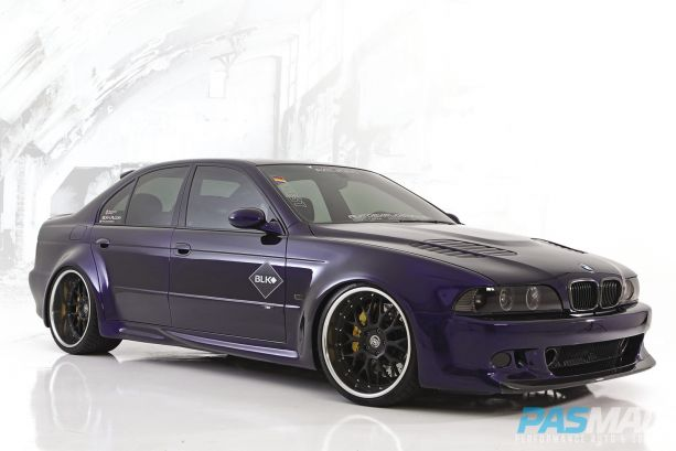 High Five: Mert Contapay's 2000 BMW M5