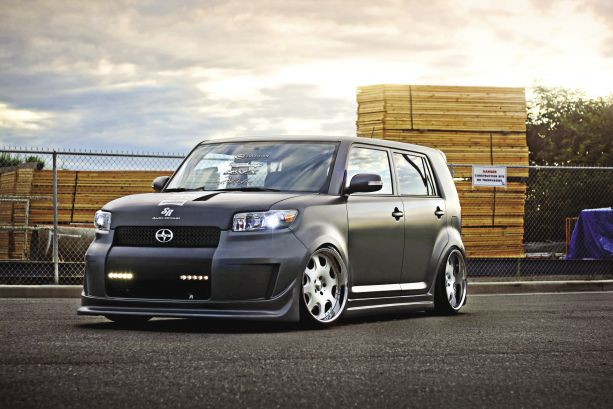 A Recipe for Anarchy: 2011 Scion xB