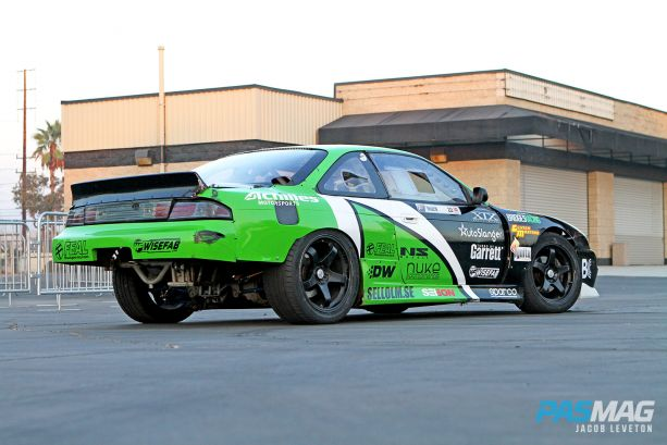 Fast Kenny: Kenny Moen's Achilles Tire S14