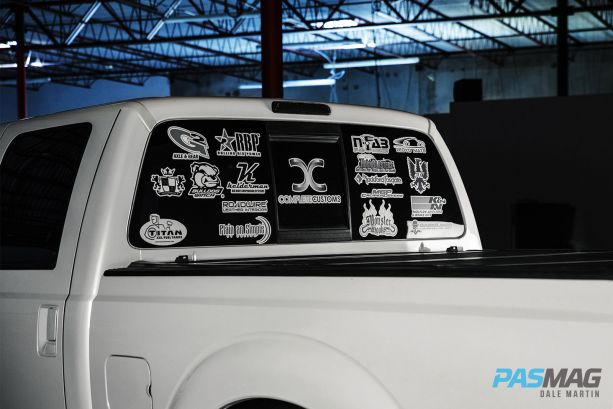 Complete Customs F-250 Cover Truck D24-1