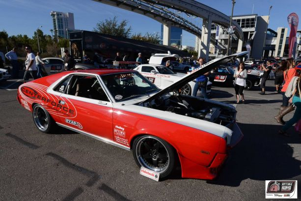 2013 SEMA Show OPTIMA Invitational Vehicles Car Corral
