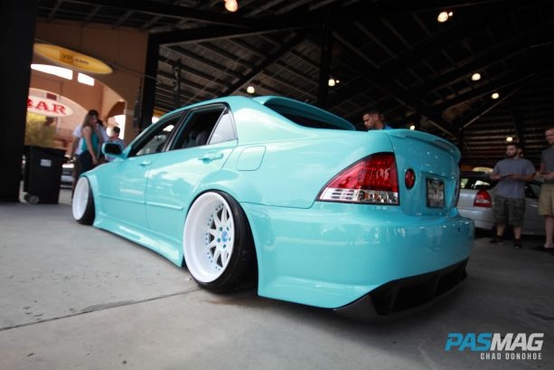 PASMAG Simply Clean 6 Ormond Beach Florida 2014 Chad Donohoe 113 Lexus IS300