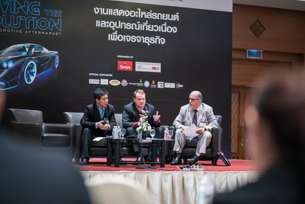 AAITF 2015 Bangkok PASMAG Panel Session