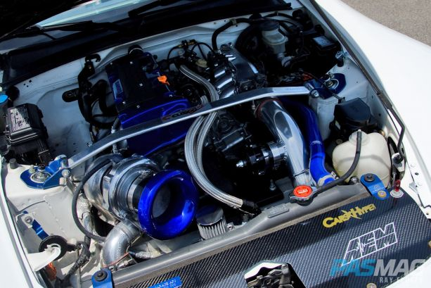 PASMAG Trending K20A Over F20C Honda S2000 Duc Trinh Engine top right