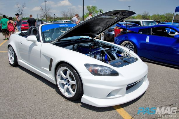 PASMAG Trending K20A Over F20C Honda S2000 Duc Trinh front