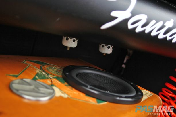 PASMAG Trending VW Subprise Subwoofer Enclosure Terence Gamble side
