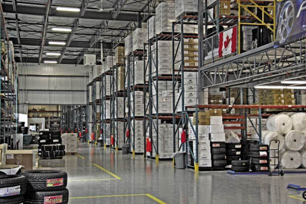Fast Wheels Shop Warehouse