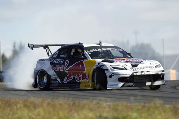 Mad Mike Whiddett's 2004 Mazda RX-8