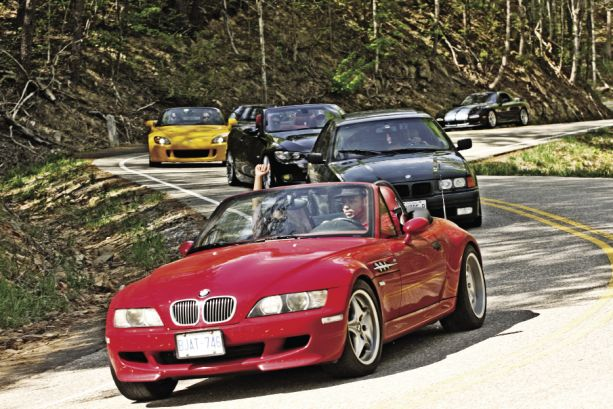 BMW Z3 leading opt