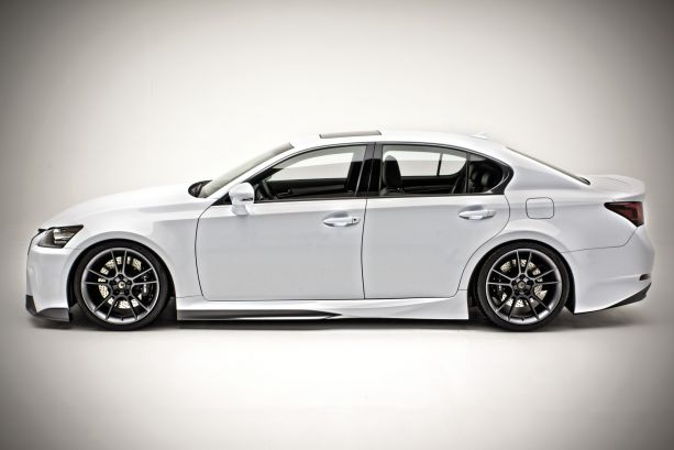 New Breed: 2013 Lexus GS