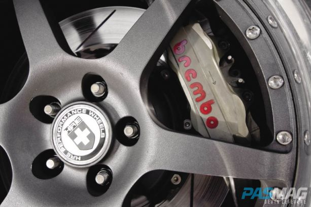 PASMAG World Racing 2007 Scion tC Chris Rado HRE Brembo