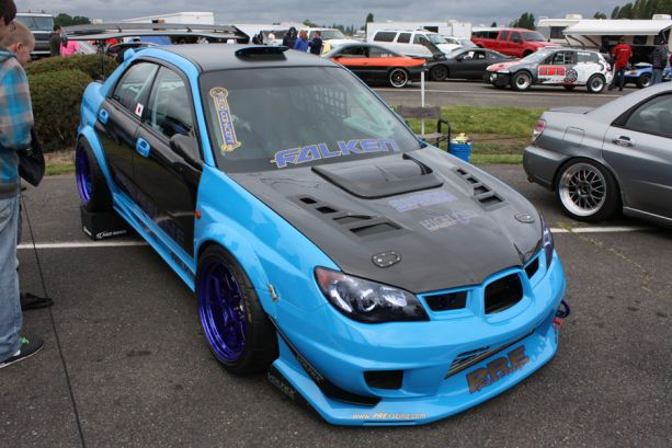 Import Face-Off 2012: Woodburn, OR