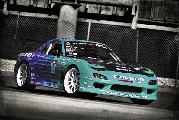 Getting Hyphy: Calvin Wan's 1993 Mazda RX-7