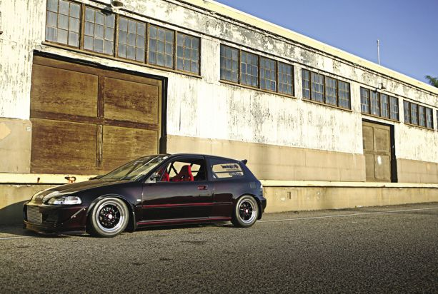Innovator: 1995 Honda Civic Hatchback