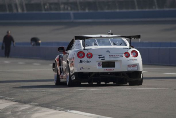 CHECKMATE: GOTO Racing's 2009 Nissan GT-R