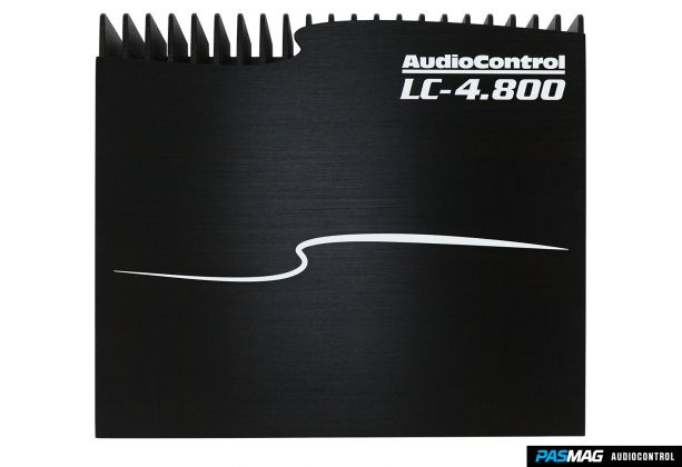 Audio Control LC 4.800 Amplifier Review PASMAG 1