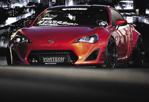 PERFORMANCE AUTO AND SOUND - Street Brawler: Rober Kochis' 2013 Scion FR-S