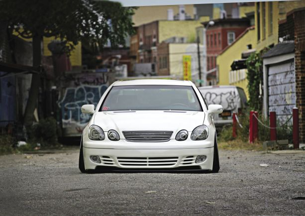 King of VIP: 2000 GS400