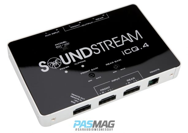 PASMAG-Soundstream-iCQ-Integration-Module