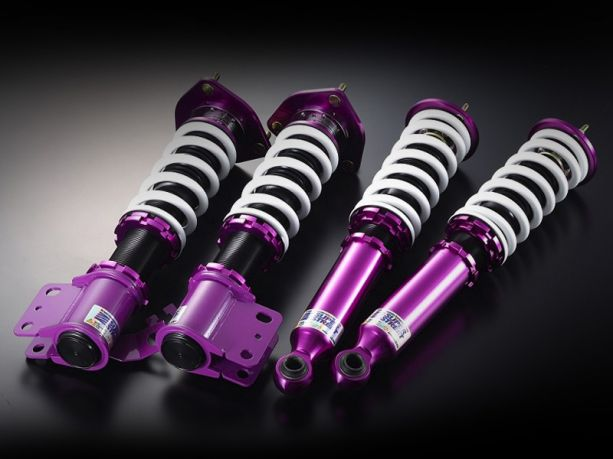 D-Max Coilovers
