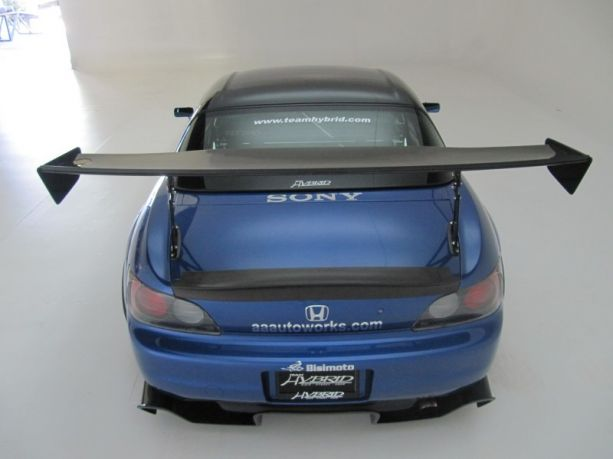 Blue Blood: Omar Rivas' 2004 Honda S2000