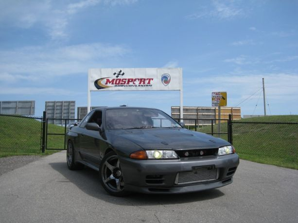 Project R32: Garrett Twin Turbo Upgrade