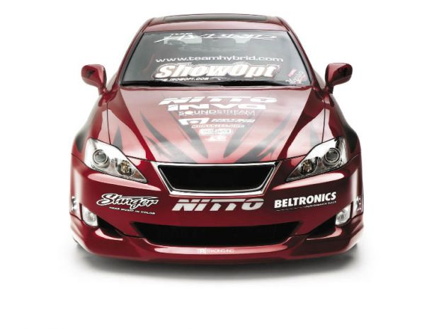 Bull Market: David Huang's 2006 Lexus IS350