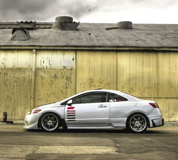 Paid in Full: Justin Fong's 2006 Honda Civic Si
