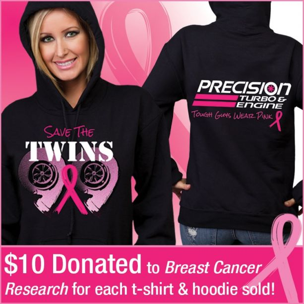 Save the Twins PTE Fundraising Breast Cancer Awareness Jessica Barton