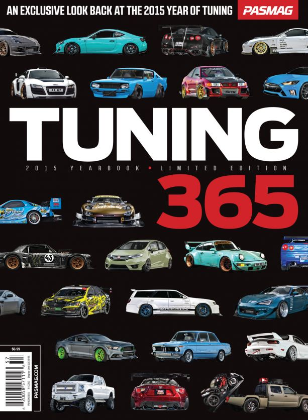PASMAG Tuning Essentials Tuning 365 3rd Edition Cover
