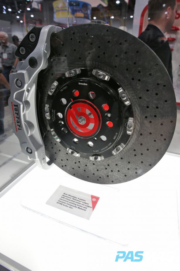 SEMA 2014 Las Vegas Photo Coverage Brembo Brakes 02