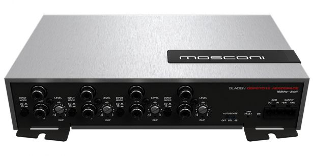 Mosconi 8TO12AERO Amplifier