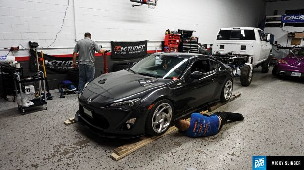 01 Mcleod Street Elite Tuner Series Clutch Toyota 86 Scion FRS