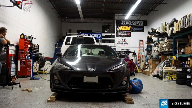 02 Mcleod Street Elite Tuner Series Clutch Toyota 86 Scion FRS