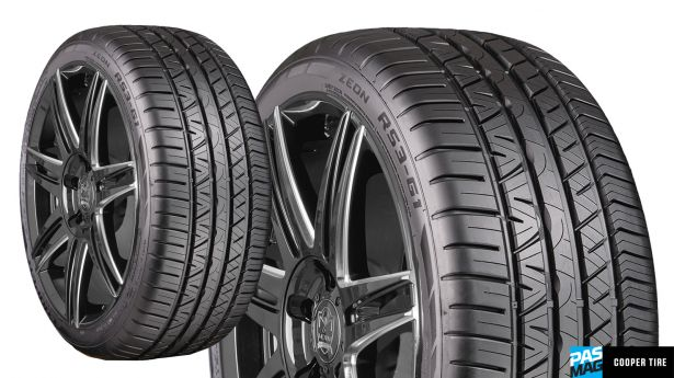 Copper Tire C Zeon RS3 G1 RR