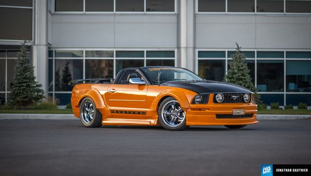 01 Marylene Maheux 2007 Ford Mustang TBGLIVE PASMAG