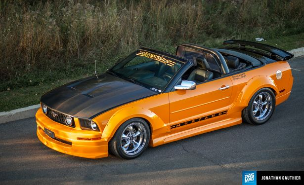 03 Marylene Maheux 2007 Ford Mustang TBGLIVE PASMAG