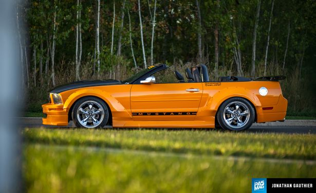 04 Marylene Maheux 2007 Ford Mustang TBGLIVE PASMAG