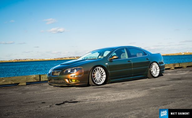 Keith Jarvis 2002 Chrysler 300M TBGLIVE PASMAG 12