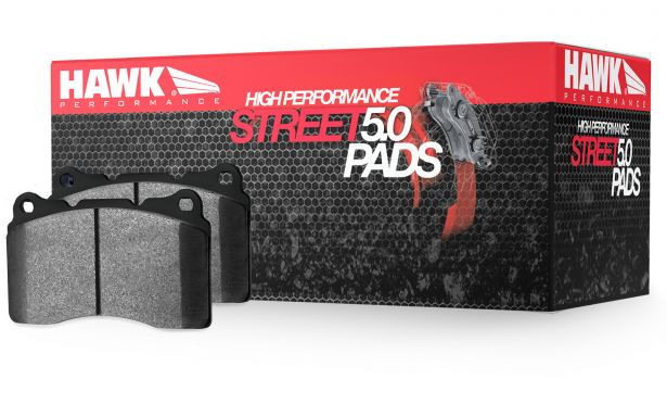 Hawk High Performance Street HPS 5.0 Brake Pads