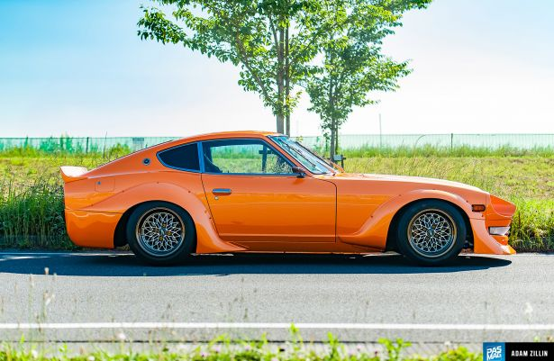 21Star Road Datsun S30 7tune PASMAG