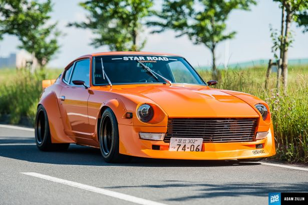 11Star Road Datsun S30 7tune PASMAG